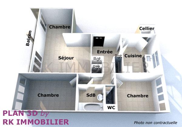 appartement sur aubervilliers. Black Bedroom Furniture Sets. Home Design Ideas