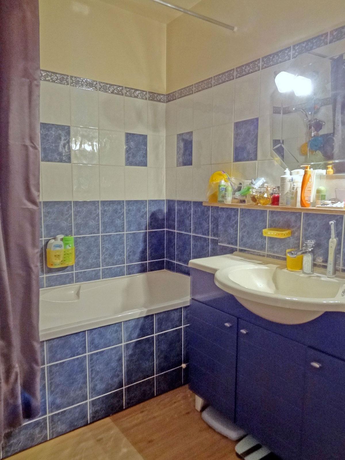 Salle De Bain Eaudace ~ Appartement Sur Ezanville