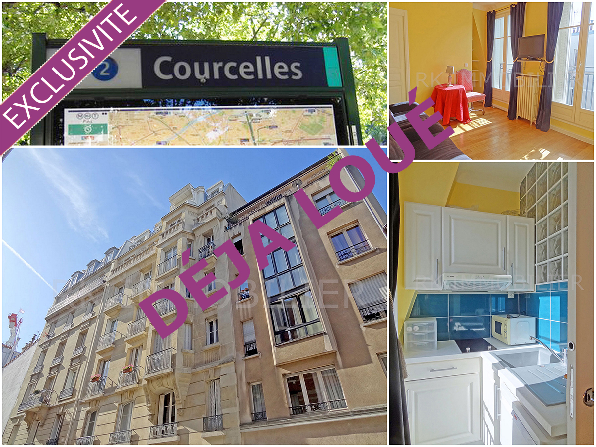 Appartement sur Paris 17