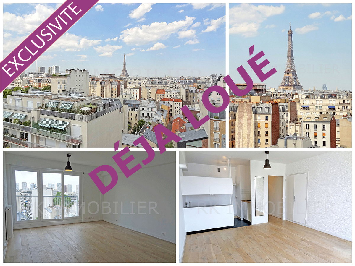 Appartement sur Paris 15