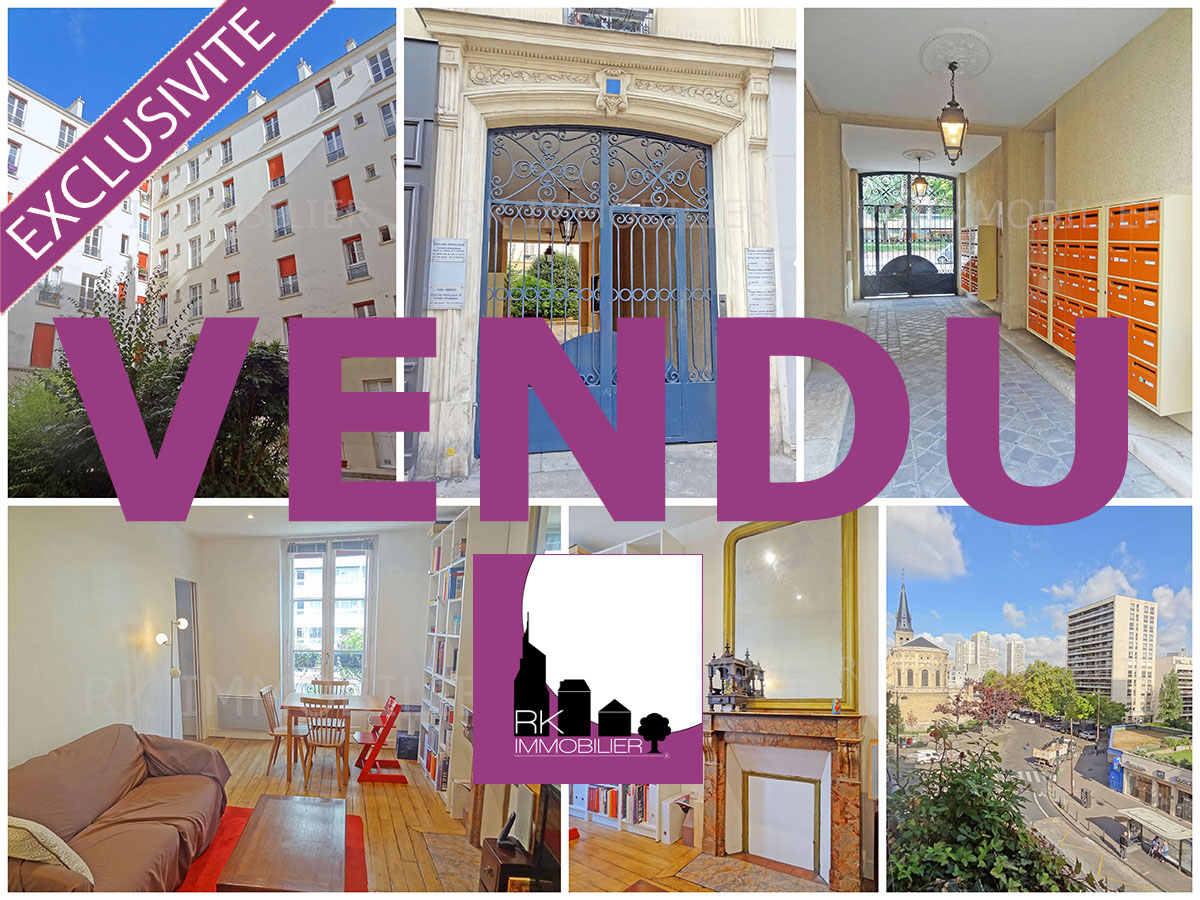 Appartement sur Paris 13