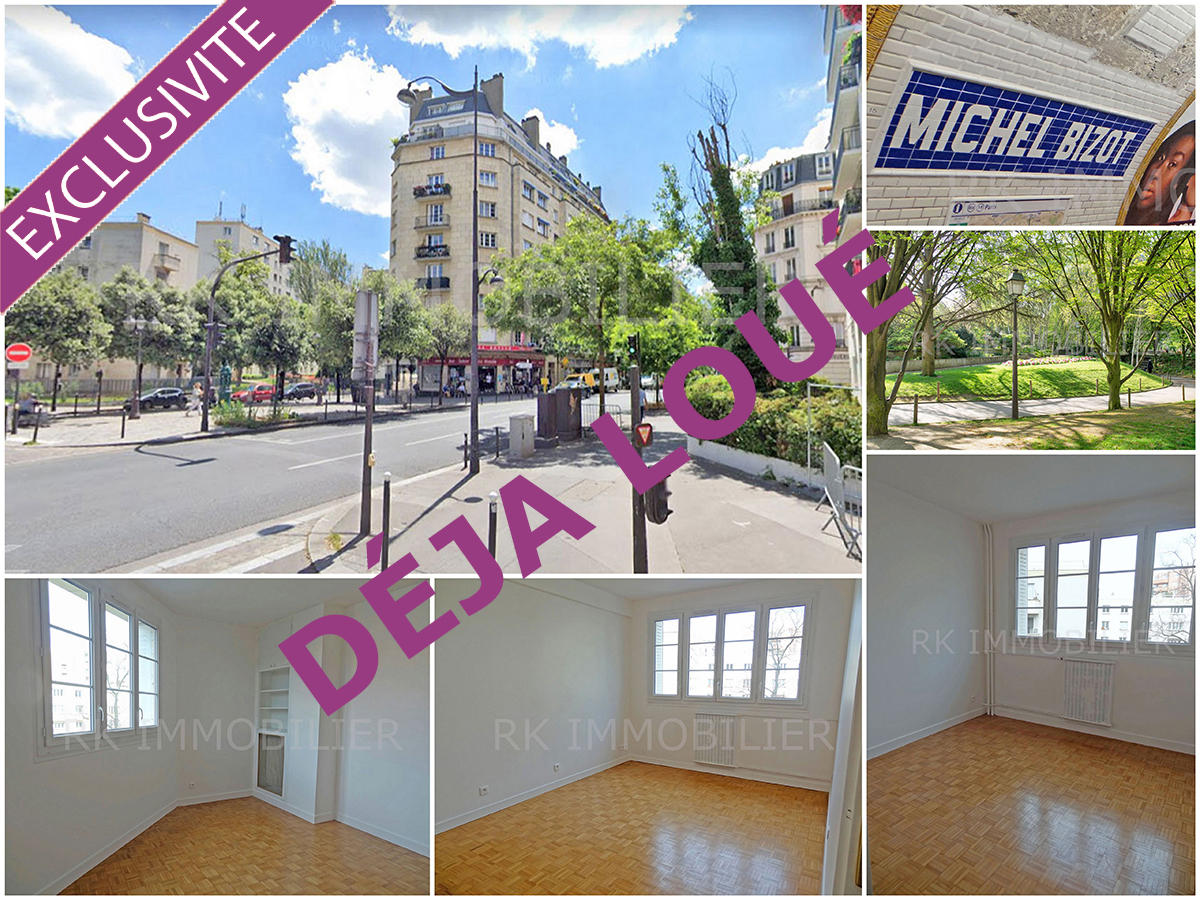 Appartement sur Paris 12