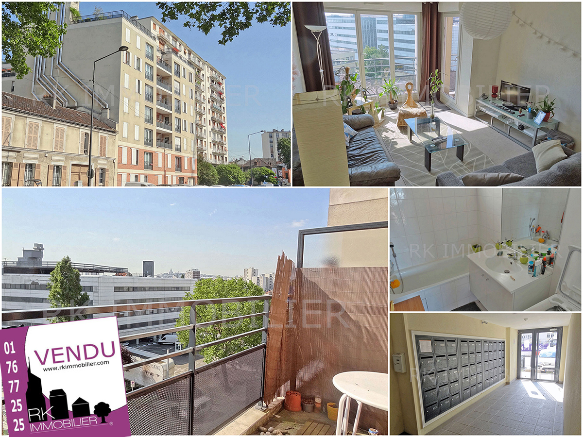 Appartement Seine-Saint-Denis